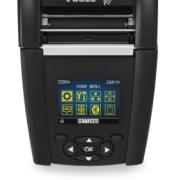 Zebra ZQ610 ディスプレイ