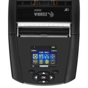 Zebra ZQ620 ディスプレイ