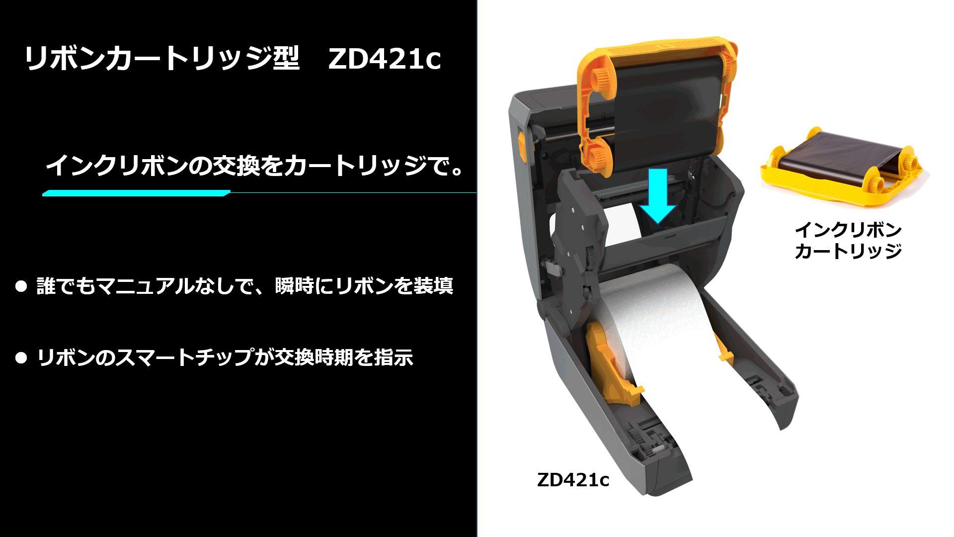 Zebra ZD421